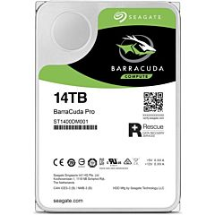 Seagate HDD BarraCuda Pro 3.5'' 14TB SATA3 7200RPM 256MB