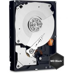 Hard disk Western Digital Black 4TB SATA-III 7200RPM 256MB