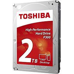 Hard disk Toshiba P300 2TB SATA-III 7200 RPM 64MB bulk