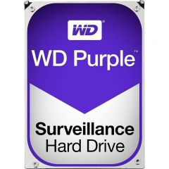 "Western Digital HDD 3.5"", 8TB, PURPLE, SATA3, IntelliPower (5400rpm), 256MB, Surveillance HDD"