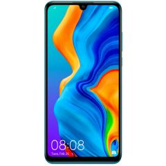 Telefon mobil Huawei P30 Lite, Dual SIM, 128GB, 4G, Albastru