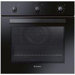 Cuptor incorporabil electric Candy PopEvo FCP 602 N, 8 functii, 65 l, grill, clasa A+, negru