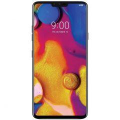 Telefon mobil LG V40 ThinQ, Dual SIM, 128GB, 6GB RAM, 4G, Albastru
