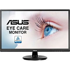 "Monitor  LED ASUS VZ249HE 23.8"", Full HD, VGA, HDMI, Negru"