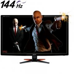 "Monitor LED Acer Gaming GN246HLBBID 24"" 1ms Black"