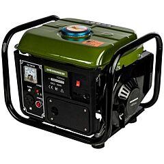 Heinner Generator, 650 W, 63 CC, 230 V, 2 timpi, 4 l, benzina