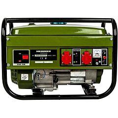 Heinner Generator curent electric , 2000 W, 230 V, 163 CC, 4 timpi, 15 l, benzina, autonomie 11 h