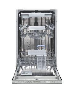 Masina de spalat vase incorporabila Heinner HDW-BI4583TA++, 10 seturi, 8 programe, Clasa A++, Touch