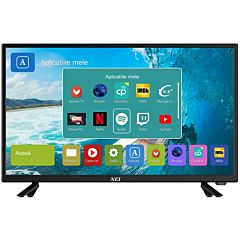 Televizor LED NEI 24NE5505, 62cm, Smart TV Full HD