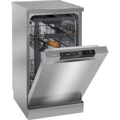Masina de spalat vase Gorenje GS54110X, 10 seturi, 5 programe, 45 cm, clasa A++, argintiu