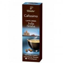 Capsule cafea Tchibo Caffe Crema India (10 buc)