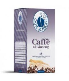Caffe Borbone Ginseng monodoze E.S.E. (18 poduri)