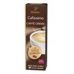 Capsule cafea Tchibo Caffe Crema Decaffeinated (10 buc)