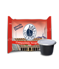 Caffe Borbone Decisa Nespresso (10 capsule)