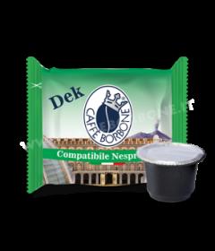 Caffe Borbone Dek Nespresso (10 capsule)