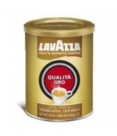 Lavazza Qualita Oro cafea macinata (cutie 250 gr)