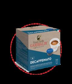 Garibladi Decaffeinato capsule Dolce Gusto (16 buc)