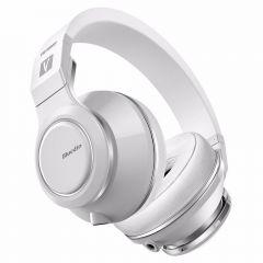 Casti Profesionale Bluedio Victory Bluetooth, Audio, intrare Optica,12 difuzoare, Alb