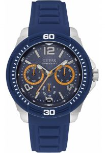 Ceas barbatesc GUESS TREAD W0967G2