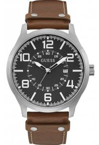 Ceas barbatesc Guess HUNTER W1301G1
