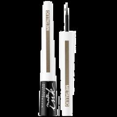 Tus contur ochi cu efect metalic si cu penita subtire Maybelline Master Ink Liquid Eyeliner 30 Shimmer Sand