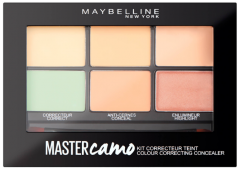 Kit corectoare, anticearcan si iluminator Maybelline Master Camo 01 Light