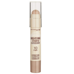 Creion corector iluminant cu putere deacoperire mare Maybelline Dream Brightening Creamy Concealer 10 Fair