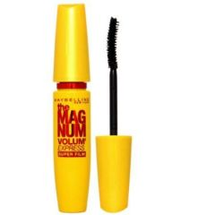 Mascara Maybelline The Magnum Volum Express Mascara Black