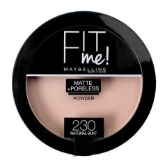 Pudra Maybelline Fit Me Pressed Powder - Natural Buff