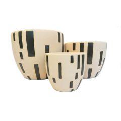 Set ghiveci decorativ, Veranda Concept, cod VC 0115
