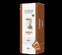 Capsule cafea Cremesso - Lungo Crema 16 buc.