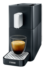 Aparat cafea Cremesso Easy Midnight Black