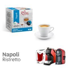 Italian Coffee NAPOLI compatibile A Modo Mio, 16 capsule