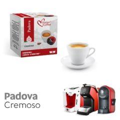 Italian Coffee PADOVA compatibile A Modo Mio, 16 capsule