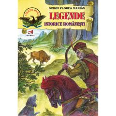 Legende istorice romanesti (COLOR, LEGATA)