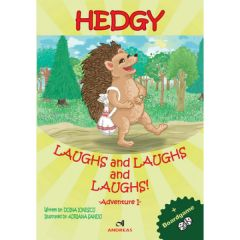 Hedgy laughs and laughs- adventure I + Joc