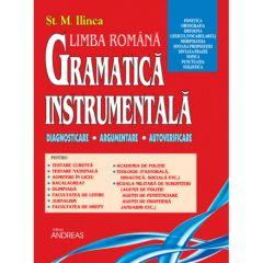 Gramatica instrumentala (I) Dignosticare, Argumentare, Autoverificare