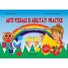 Arte vizuale si Abilitati practice, cls. 0,1,2 (color)