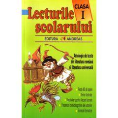 Lecturile scolarului, clasa I  (antologie texte literatura romana si univ.)