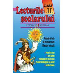 Lecturile scolarului, clasa II (antologie texte literatura romana si univ.)