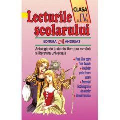 Lecturile scolarului, clasa IV (antologie texte literatura romana si univ.)