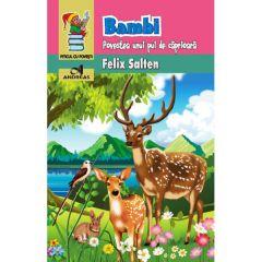 Bambi - povestea unui pui de caprioara