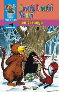 Poveşti, povestiri, versuri - Ion Creanga