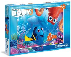 Puzzle Clementoni - Finding Dory, 100 piese (57086)