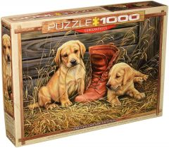Puzzle Eurographics - Rosemary Millette : Something Old Something New, 1.000 piese (6000-0795)