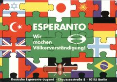 Puzzle Grafika - Ziko: Deutsche Esperanto Jugend, 1.000 piese (45575)