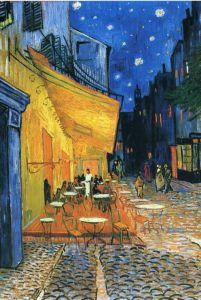 Puzzle Grafika Kids - Vincent Van Gogh: Vincent Van Gogh, 1888, 100 piese (49237)