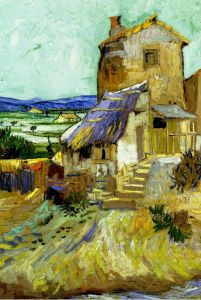 Puzzle Grafika Kids - Vincent Van Gogh: Vincent Van Gogh, 1888, 100 piese (49252)