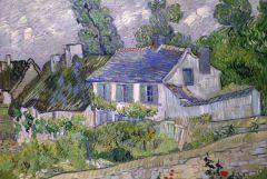 Puzzle Grafika Kids - Vincent Van Gogh: Vincent Van Gogh, 1890, 100 piese (49279)