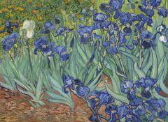 Puzzle Grafika Kids - Vincent Van Gogh: Vincent Van Gogh, 1889, 300 piese (49440)
